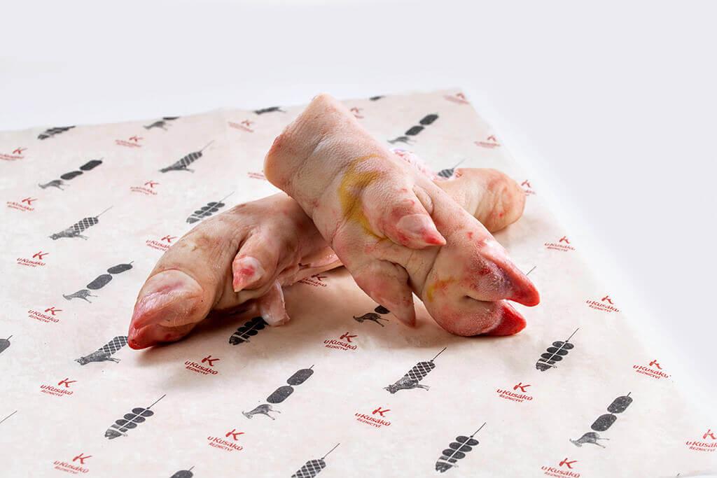 vepřové nohy