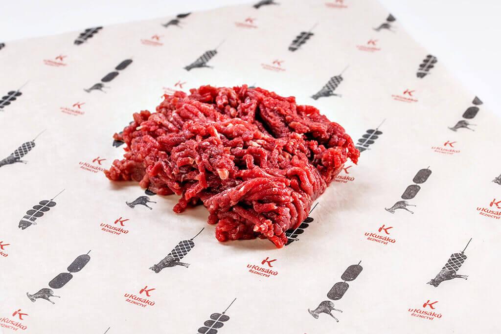 vepřové mleté maso